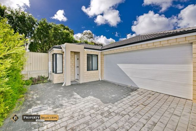 Picture of d/23 Loughton  Way, BALGA WA 6061