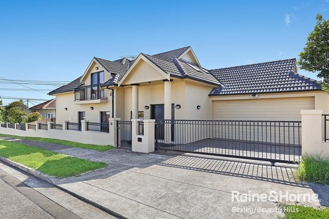 Picture of 174 Dora Street, HURSTVILLE NSW 2220