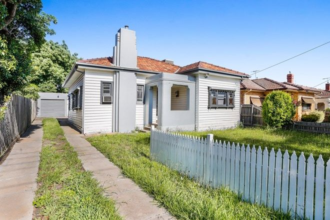 Picture of 164 Melville Road, PASCOE VALE SOUTH VIC 3044