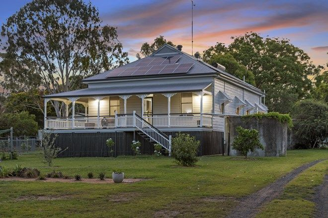Picture of 1004 Lowood Minden Road, MINDEN QLD 4311