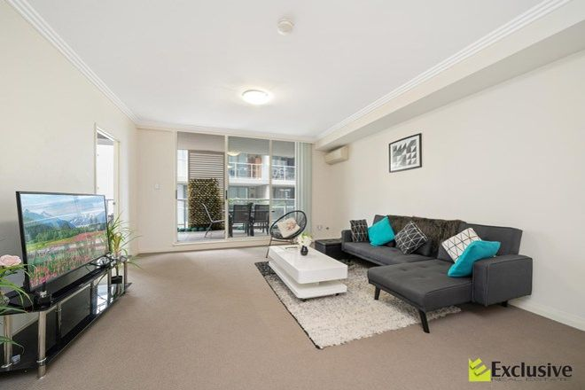 Picture of E104/81-86 Courallie Avenue, HOMEBUSH WEST NSW 2140
