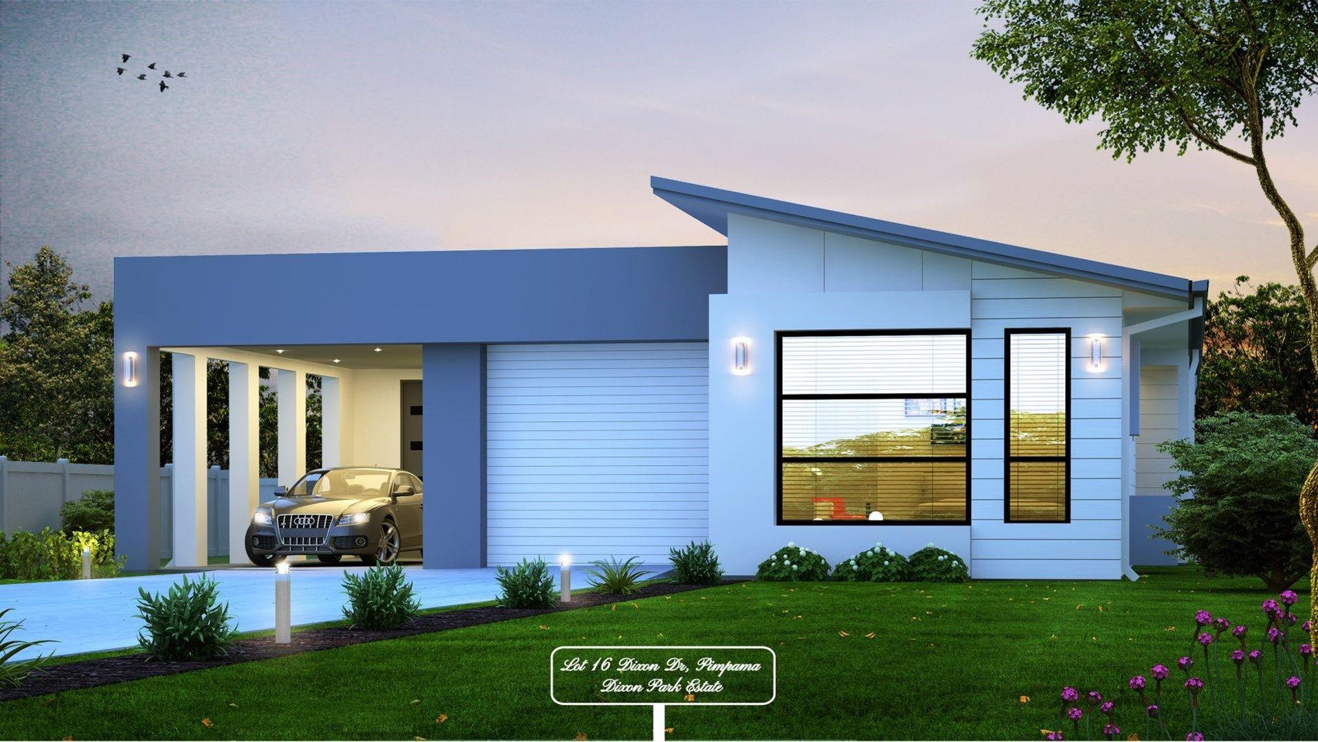 Lot 16 Dixon Drive, Pimpama QLD 4209, Image 0