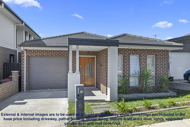 Picture of Lot 14 Albert Park Estate, BOX HILL NSW 2765
