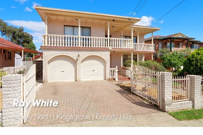 Picture of 115 Wolli Street, KINGSGROVE NSW 2208