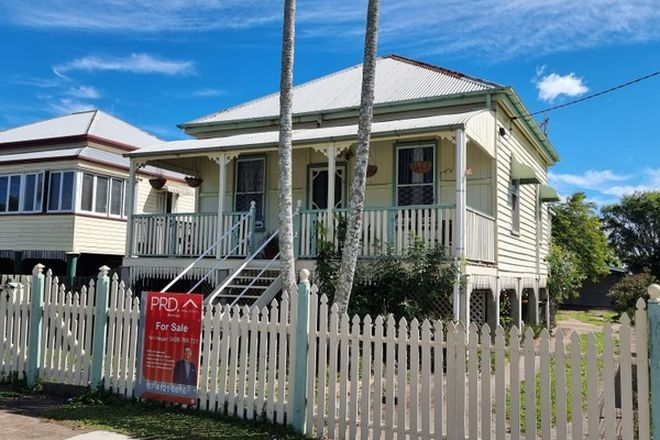 Picture of 82 March Street, MARYBOROUGH QLD 4650