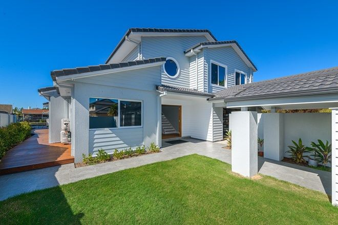 Picture of 145 Pebble Beach Drive, RUNAWAY BAY QLD 4216