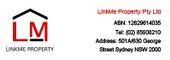 Logo for LinkMe Property Pty Ltd