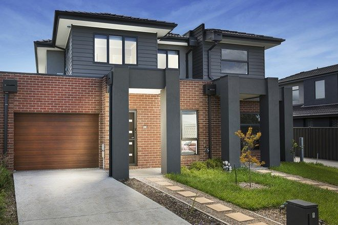 Picture of 1/3 Dagonet Street, STRATHMORE VIC 3041
