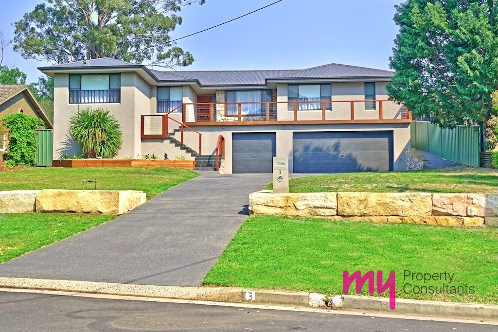 3 Bowman Avenue, Camden South NSW 2570, Image 0