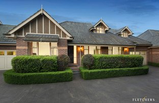 Picture of 3/25 Chatham Road, Canterbury VIC 3126
