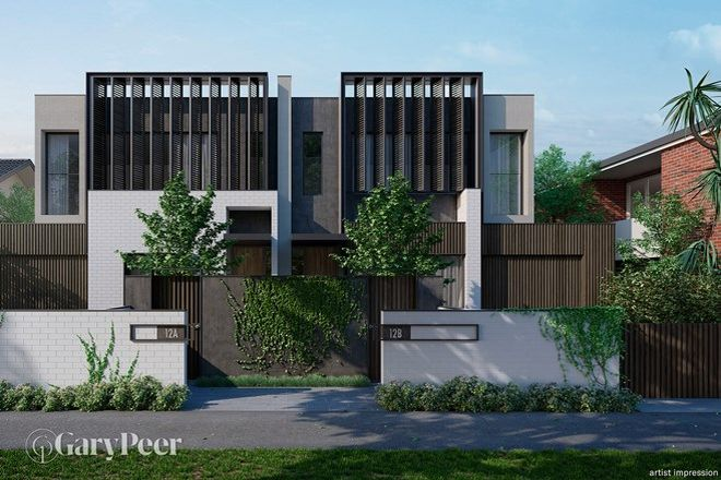 Picture of 12a Dean Avenue, ST KILDA EAST VIC 3183