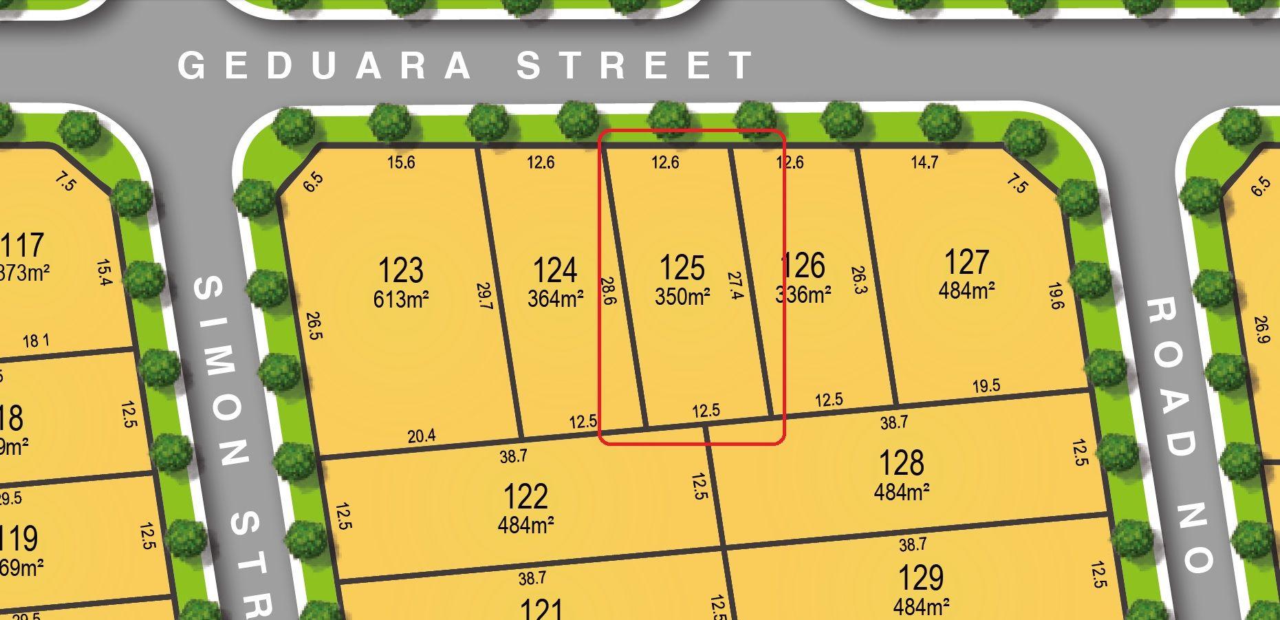 Lot 125/32  Boundary Rd, Schofields NSW 2762, Image 1