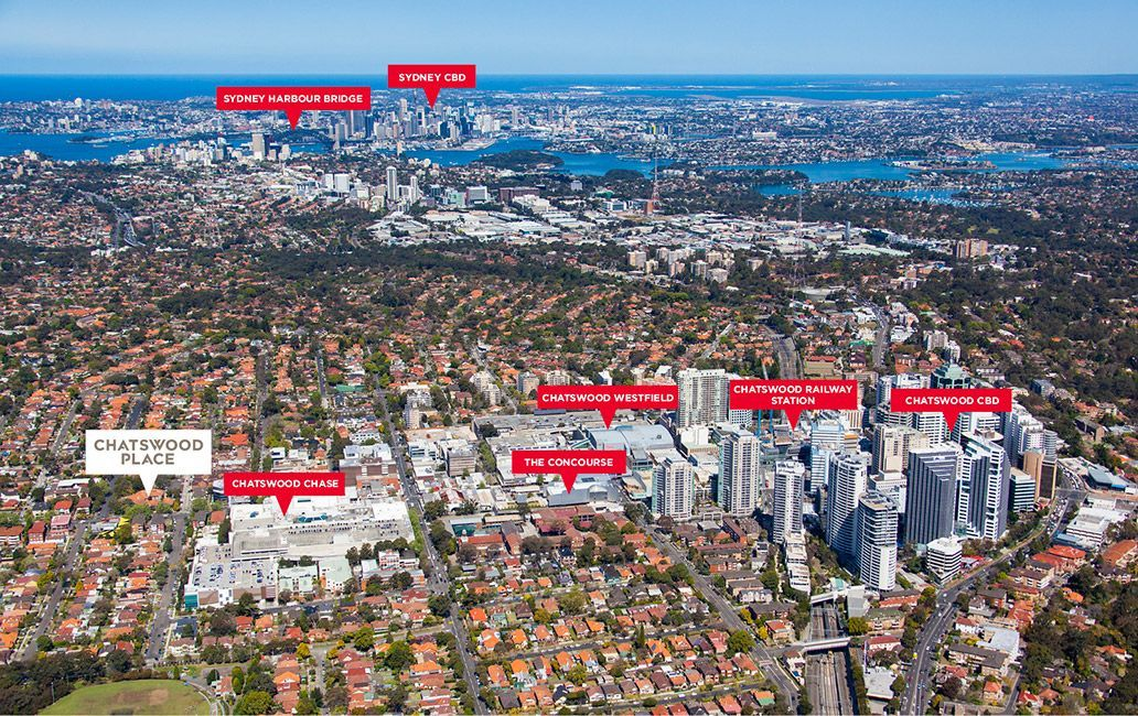 Level 4/260  260 Victoria Ave, Chatswood NSW 2067, Image 2