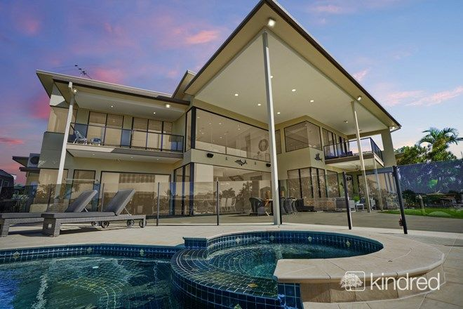 Picture of 36 Mariner Court, NEWPORT QLD 4020