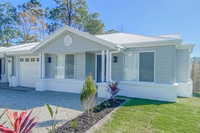 Picture of 1/2 Carrick Place, GREENBANK QLD 4124