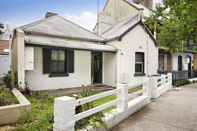 Picture of 40 Glenmore Road, PADDINGTON NSW 2021