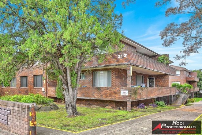 Picture of 16/27-31 The Crescent, BERALA NSW 2141