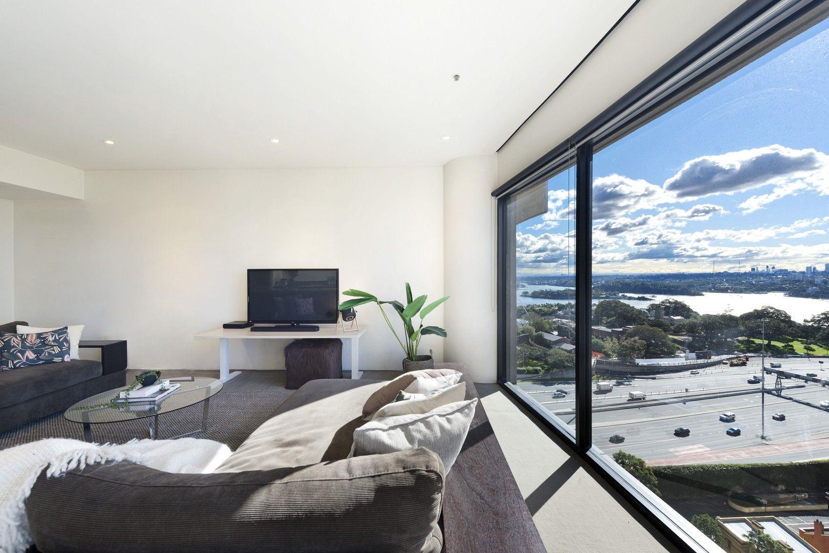 2 bedrooms Apartment / Unit / Flat in 1802/129 Harrington Street SYDNEY NSW, 2000