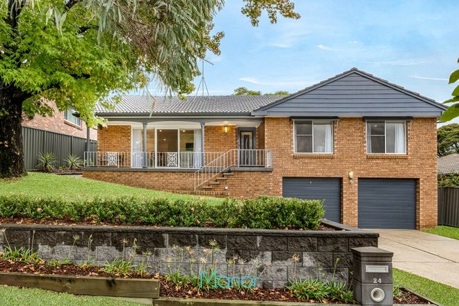 Picture of 24 Sutherland  Avenue, KINGS LANGLEY NSW 2147
