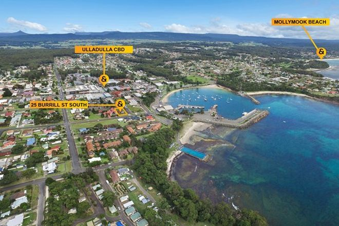 Picture of 25 Burrill St South, ULLADULLA NSW 2539