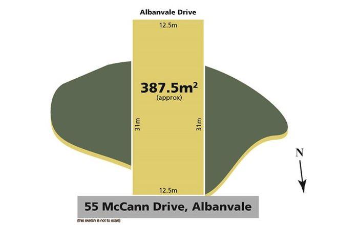Picture of 55 McCann Drive, ALBANVALE VIC 3021