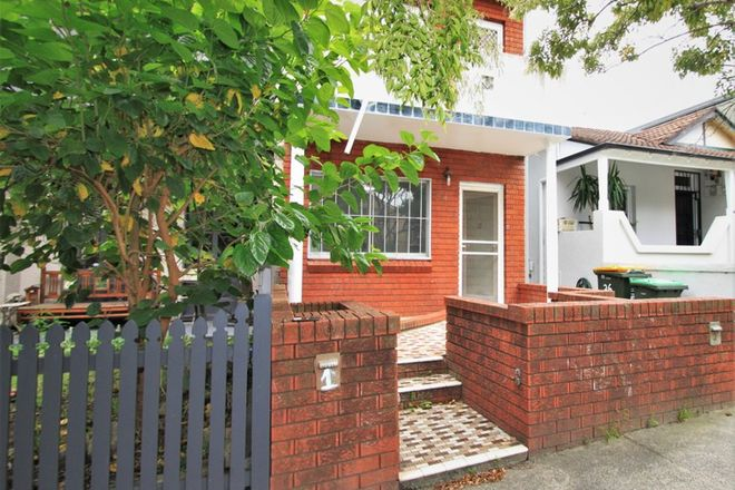 Picture of 1/34 Dulwich Street, DULWICH HILL NSW 2203