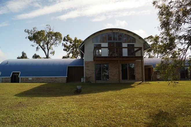Picture of 180 Howlands Road, ILBILBIE QLD 4738