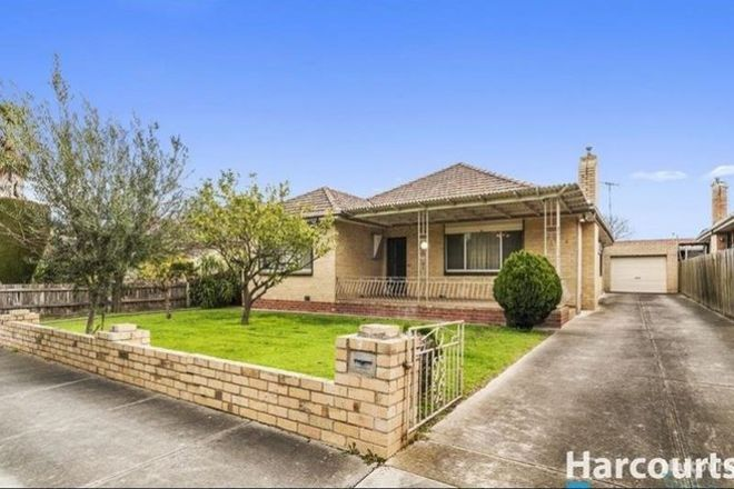 Picture of 3 Clarke Street, THOMASTOWN VIC 3074