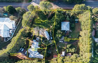 216 to 226 Cnr Curtis & Long Rd, Tamborine Mountain QLD 4272