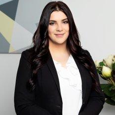 Ashleigh Bakopoulos, Sales representative