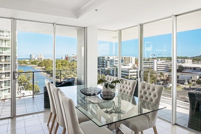 Picture of 705/1-7 Duporth Avenue, MAROOCHYDORE QLD 4558