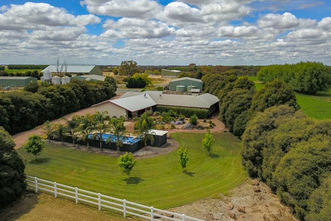 Picture of 584 Strathallan Road, BAMAWM VIC 3561