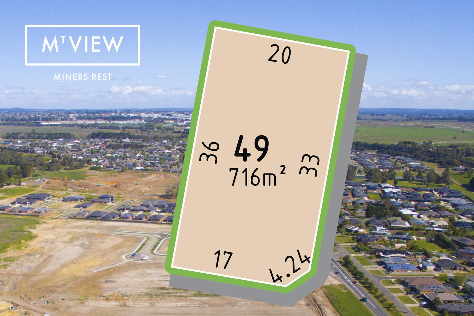 49 Aquiver Terrace, Miners Rest VIC 3352, Image 0