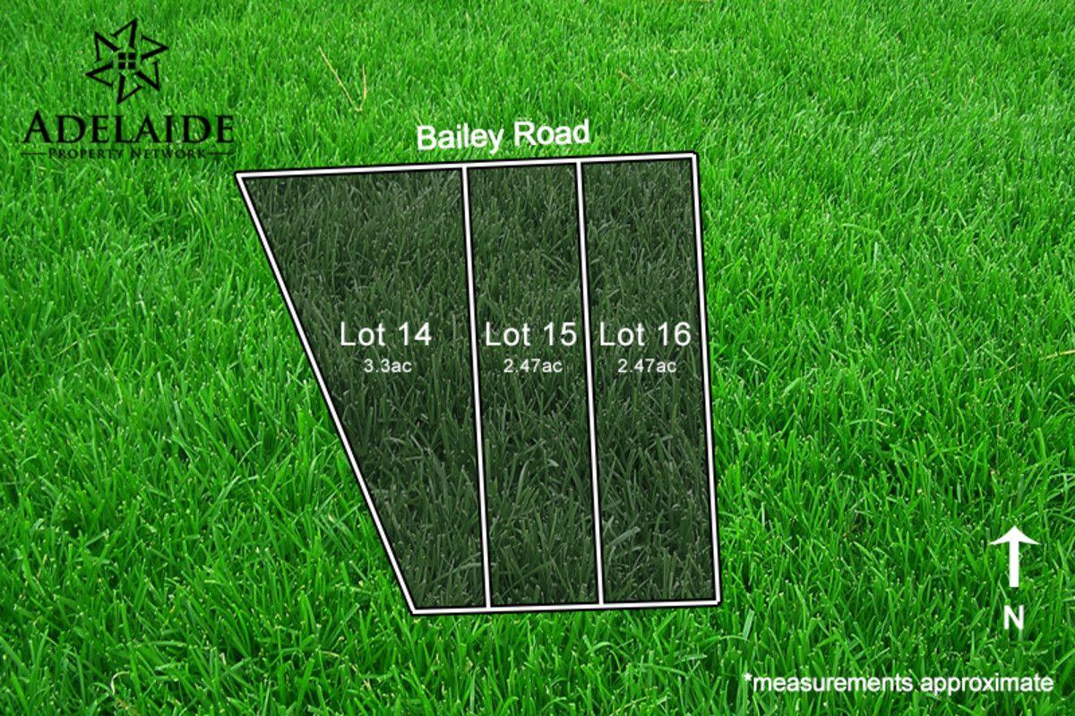 Lot 14, 15 & 16 Bailey Road, Two Wells SA 5501, Image 1