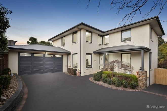 Picture of 10 Kalbar Road, ELTHAM VIC 3095