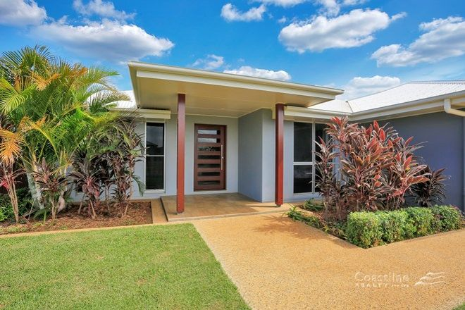 Picture of 8 Freesia Court, KALKIE QLD 4670