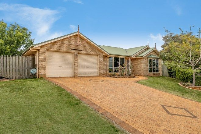 Picture of 16 Bernborough Court, GLENVALE QLD 4350