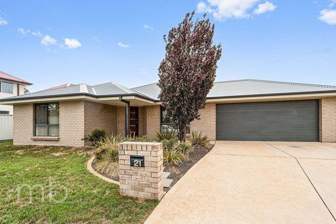 Picture of 21 Moonstone Drive, ORANGE NSW 2800