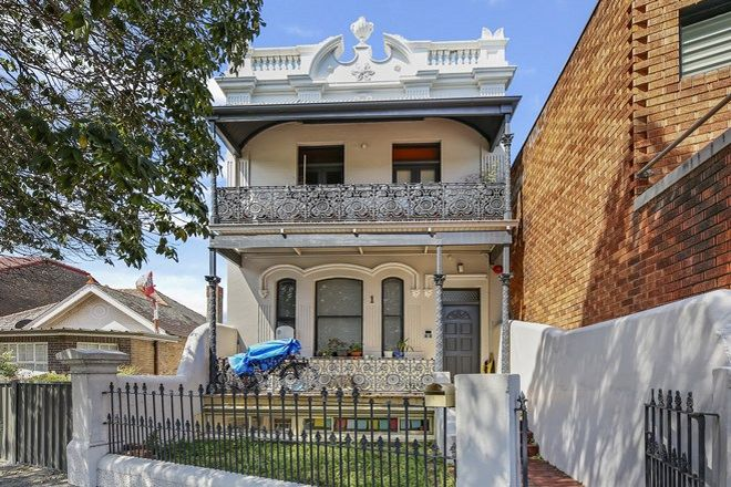 Picture of 4/1 Johnston Street, ANNANDALE NSW 2038