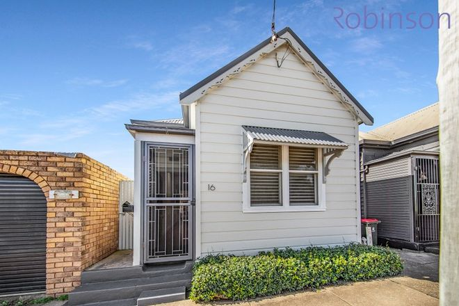 Picture of 16 Young  Street, COOKS HILL NSW 2300