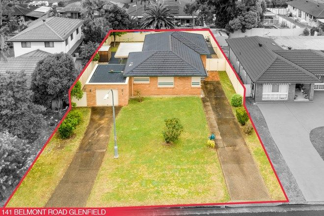 Picture of 141 Belmont Road, GLENFIELD NSW 2167