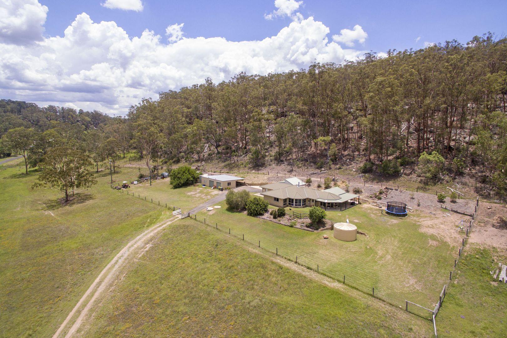 242 Goombungee Kilburnie Road, Goombungee QLD 4354, Image 0