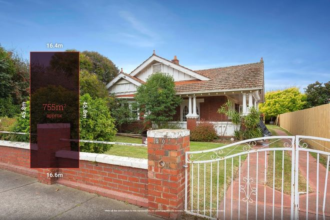 Picture of 280 Buckley Street, ESSENDON VIC 3040