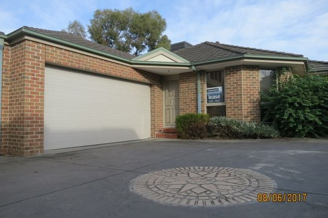Picture of 3/183 Waiora Road, HEIDELBERG HEIGHTS VIC 3081