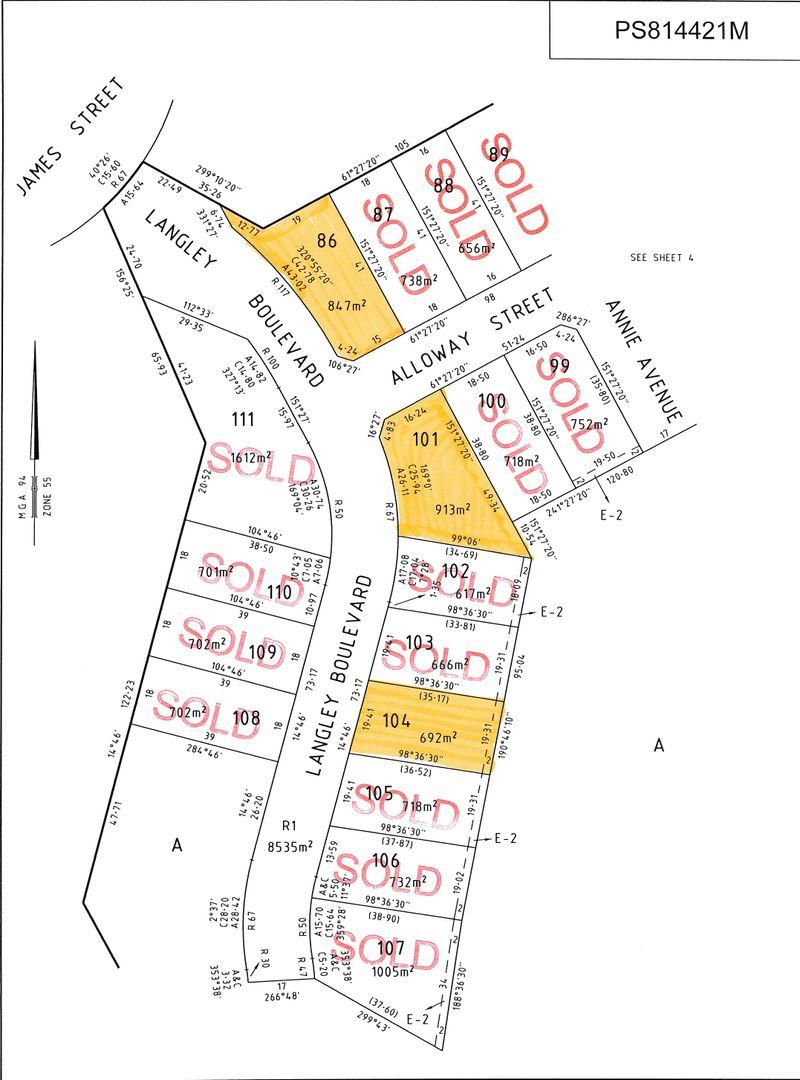 Lot 86 Langley Boulevard, Lang Lang VIC 3984, Image 0