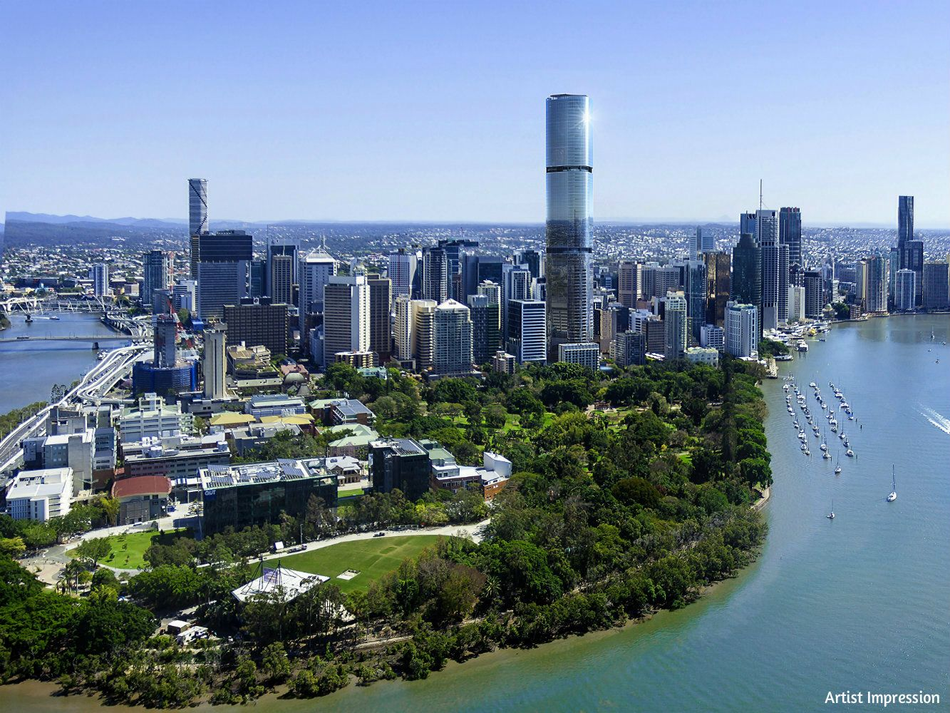 Skyrise/222 Margaret Street, Brisbane City QLD 4000, Image 0