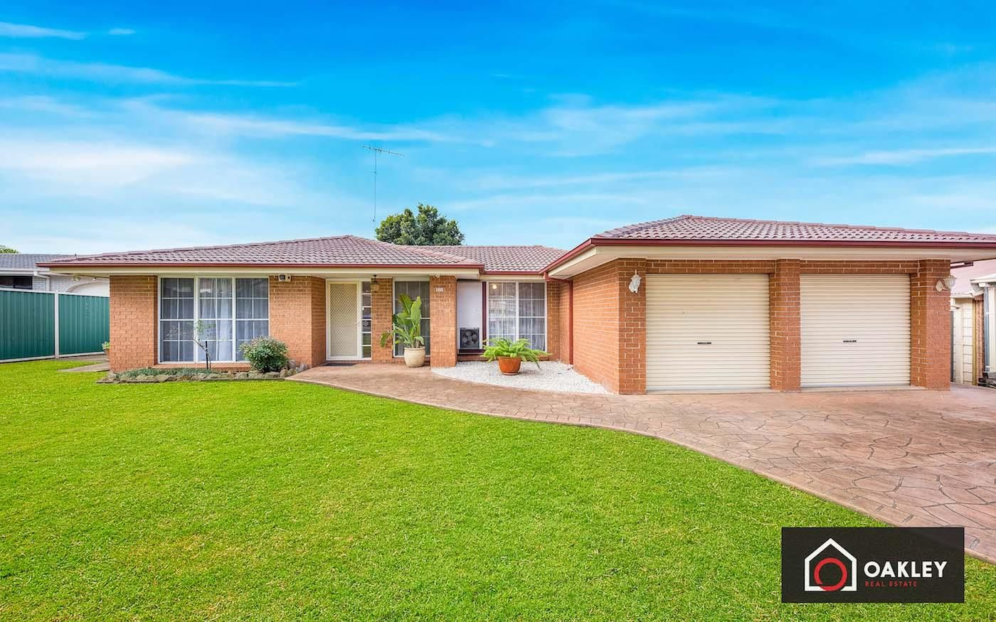 188 Minchin  Drive, Minchinbury NSW 2770, Image 0