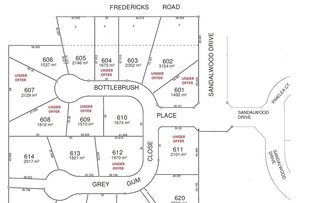 Picture of Lot 619 Grey Gum Close, Caniaba NSW 2480