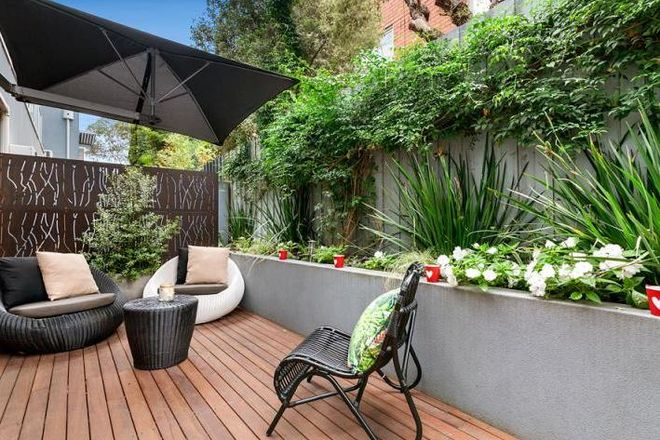 Picture of 3/27 Selwyn Avenue, ELWOOD VIC 3184
