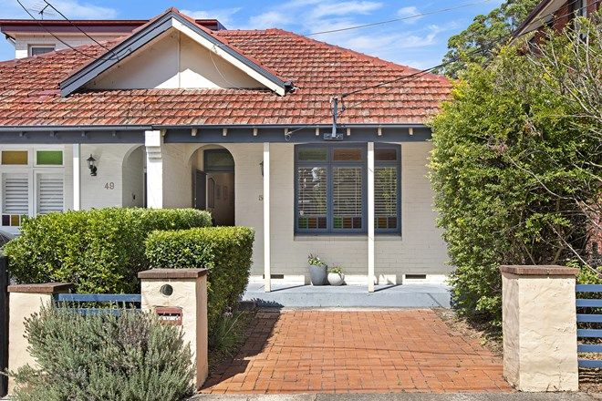 Picture of 51 Gipps Street, DRUMMOYNE NSW 2047